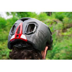 bluegrass Golden Eyes All Mountain Helm black/red